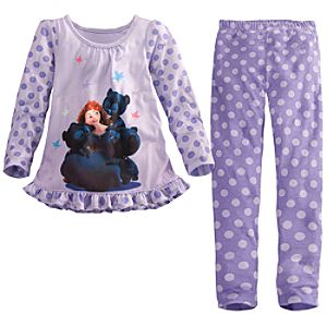 Brave Merida PJ Pal for Girls