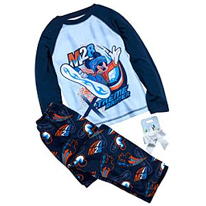 Mickey Mouse Pajamas Gift Set for Boys -- 2-Pc.