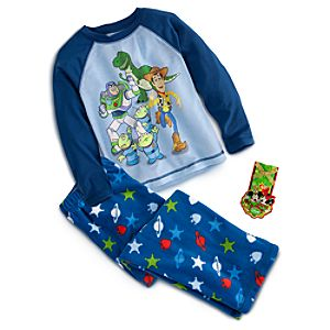 Toy Story Sleep Set for Boys