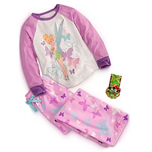 Tinker Bell Sleep Set for Girls