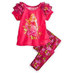 Aurora Sleep Set for Girls - Sleeping Beauty