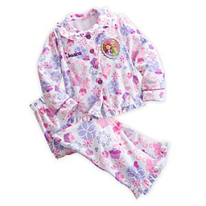 Sofia Pajama Set for Girls - Holiday - Personalizable