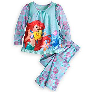 Ariel Sleep Set for Girls