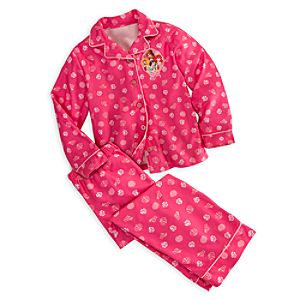Disney Princess Pajama Set for Girls - Personalizable