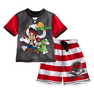 Jake and the Never Land Pirates Sleep Set for Boys