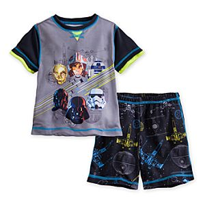 Star Wars PJ Pal for Boys