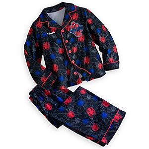 Spider-Man Pajama Set for Boys - Personalizable