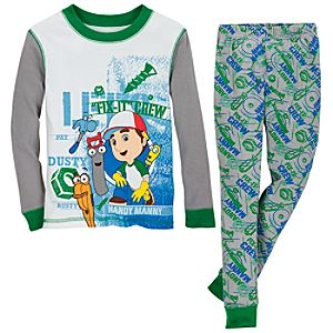 Handy Manny PJ Pal for Boys