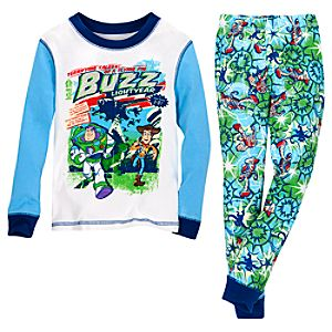 Comic Toy Story Woody and Buzz Lightyear PJ Pal for Boys