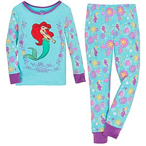 The Little Mermaid Ariel PJ Pal for Girls
