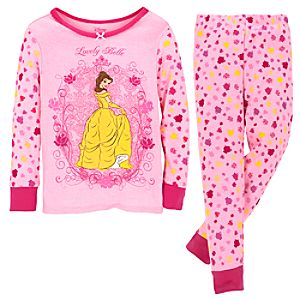 Beauty and the Beast Belle PJ Pal