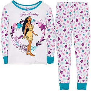 Pocahontas PJ Pal for Girls