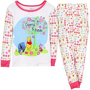 Winnie the Pooh PJ Pal for Girls