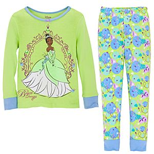 The Princess and the Frog Tiana PJ Pal