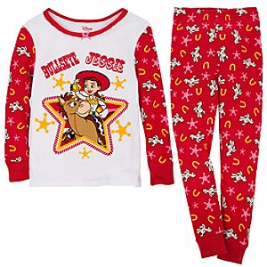 Jessie and Bullseye Toy Story PJ Pal for Girls