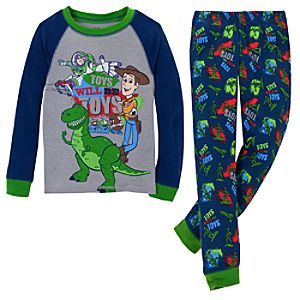 Toys Will Be Toys Toy Story PJ Pal for Boys