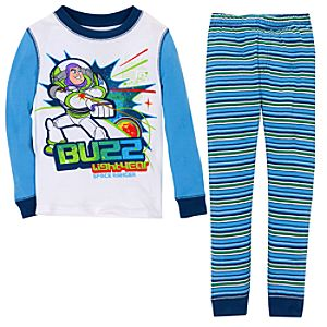 Buzz Lightyear PJ Pal for Boys