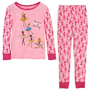 Ballet Disney Princess PJ Pal for Girls