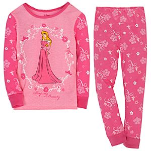 Sleeping Beauty PJ Pal for Girls