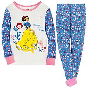 Snow White PJ Pal for Girls