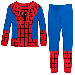 Deluxe Spider-Man PJ Pal for Boys