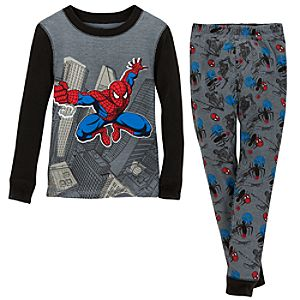 Skyline Spider-Man PJ Pal for Boys