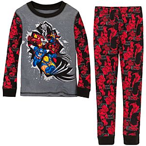 Superheroes Marvel Universe PJ Pal for Boys