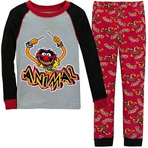 The Muppets Animal PJ Pal for Boys