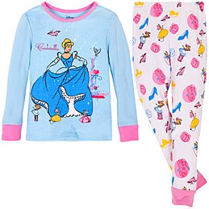 Disney Princess Cinderella PJ Pal for Girls