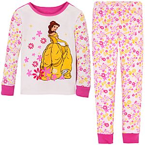 Disney Princess Belle PJ Pal for Girls
