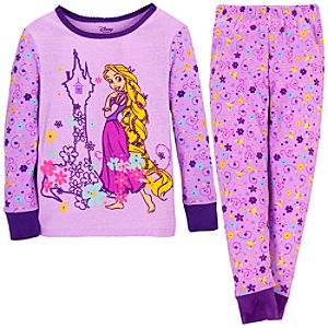 Disney Princess Rapunzel PJ Pal for Girls