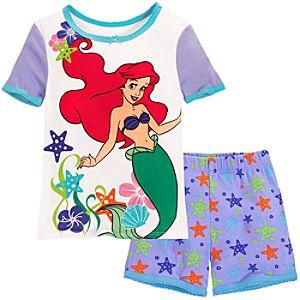 Short Ariel PJ Pal for Girls