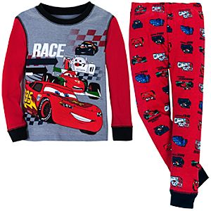 Race Cars 2 PJ Pal for Boys