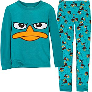 Phineas and Ferb Agent P PJ Pal for Boys