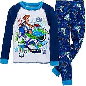 Woody and Buzz Lightyear PJ Pal for Boys