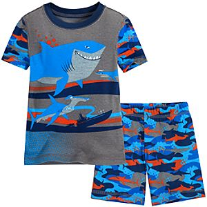 Short Finding Nemo Bruce PJ Pal for Boys