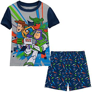 Short Toy Story PJ Pal for Boys