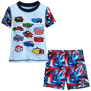 Short Cars 2 PJ Pal for Boys
