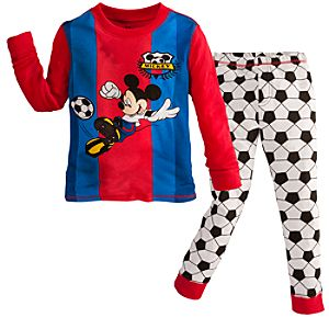 Soccer Mickey Mouse PJ Pal for Boys