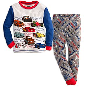 Cars 2 PJ Pal for Boys