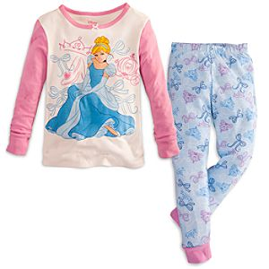 Cinderella PJ Pal for Girls