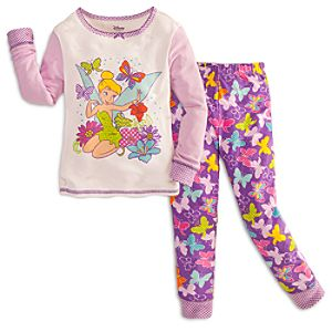 Tinker Bell PJ Pal for Girls