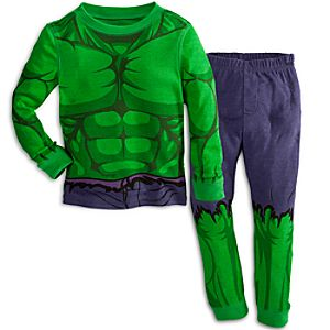 Hulk Deluxe PJ Pal for Boys