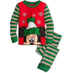 Mickey Mouse PJ Pal for Boys - Holiday