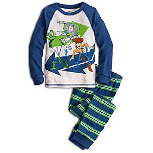 Long Sleeve Toy Story PJ Pal for Boys