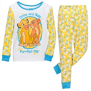 The Lion King PJ Pal for Girls