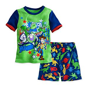 Toy Story PJ Pal Shorts Set for Boys