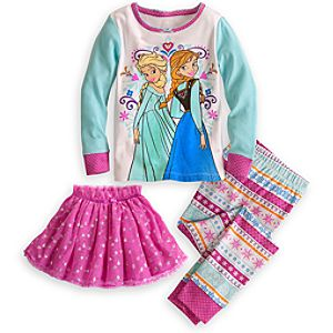 Frozen Deluxe PJ Pal for Girls