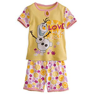 Olaf Sleep Set for Girls - Frozen