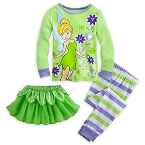 Tinker Bell Deluxe PJ Pal for Girls